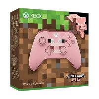 Xbox ワイヤレス コントローラー (Minecraft Pig)の画像