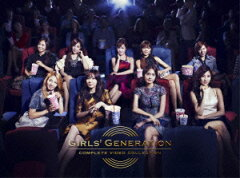 GIRLS' GENERATION COMPLETE VIDEO COLLECTION 【完全限定盤】【Blu-ray】【外付けポスター付】