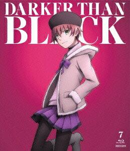 DARKER THAN BLACK -流星の双子ー 7【Blu-ray】画像