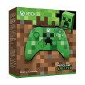 Xbox ワイヤレス コントローラー (Minecraft Creeper)の画像