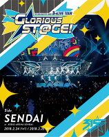 THE IDOLM@STER SideM 3rdLIVE TOUR 〜GLORIOUS ST@GE!〜 LIVE Blu-ray Side SENDA...