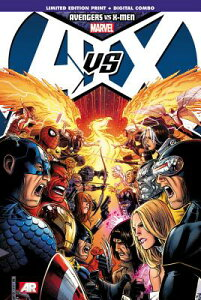 【送料無料】Avengers vs. X-Men 【MARVELCorner】 [ Brian Michael Bendis ]