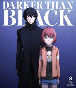 DARKER THAN BLACK -流星の双子ー 8【Blu-rayDisc Video】画像