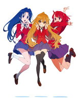 とらドラ! Complete Blu-rayBOX(初回限定版)【Blu-ray】