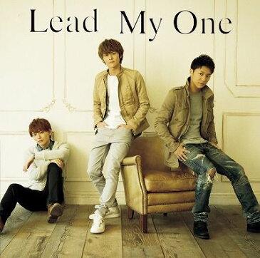My One (初回限定盤B CD+DVD) [ Lead ]