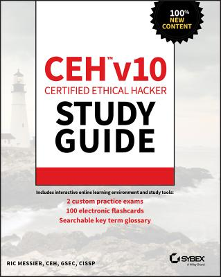 Ceh V10 Certified Ethical Hacker Study Guide画像