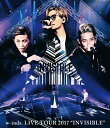 """w-inds. LIVE TOUR 2017 """"INVISIBLE"""" 通常盤Blu-ray【Blu-ray】 [ w-inds. ]"""