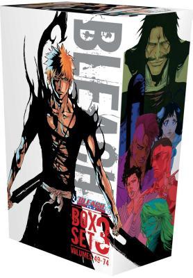 Bleach Box Set 3, Volume 3: Includes Vols. 49-74 with Premium画像