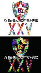 【送料無料】B'z The Best XXV【1988-1998】【1999-2012】 初回限定盤セット [ B'z ]