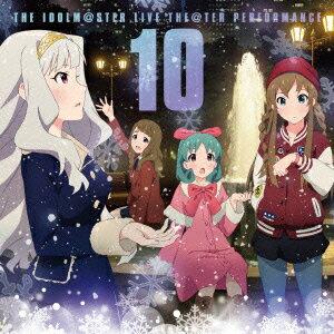 CD, ゲームミュージック  !::THE IDOLMSTER LIVE THETER PERFORMANCE 10 ()