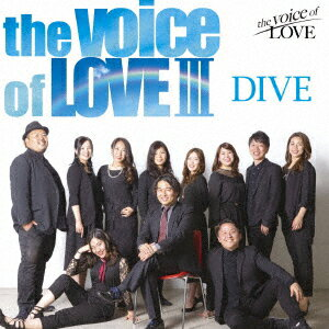 the voice of LOVE 3 DIVE画像