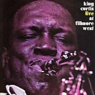【送料無料】【輸入盤】 Live At Fillmore West [ King Curtis ]