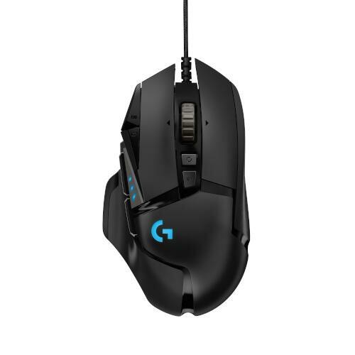 ロジクール G502 HERO ゲーミング マウス