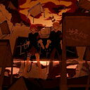 カラオケで盛り上がるボカロ曲(ボーカロイド曲)「鏡音リン&レン」の「ハウトゥー世界征服」を収録したCDのジャケット写真。