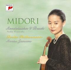 ブルッフ - ヴァイオリン協奏曲 第1番 ト短調 作品26((五嶋みどり)