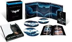 【送料無料】ダークナイト トリロジー ブルーレイBOX(5枚組) 【初回数量限定生産】【Blu-ray】 ...
