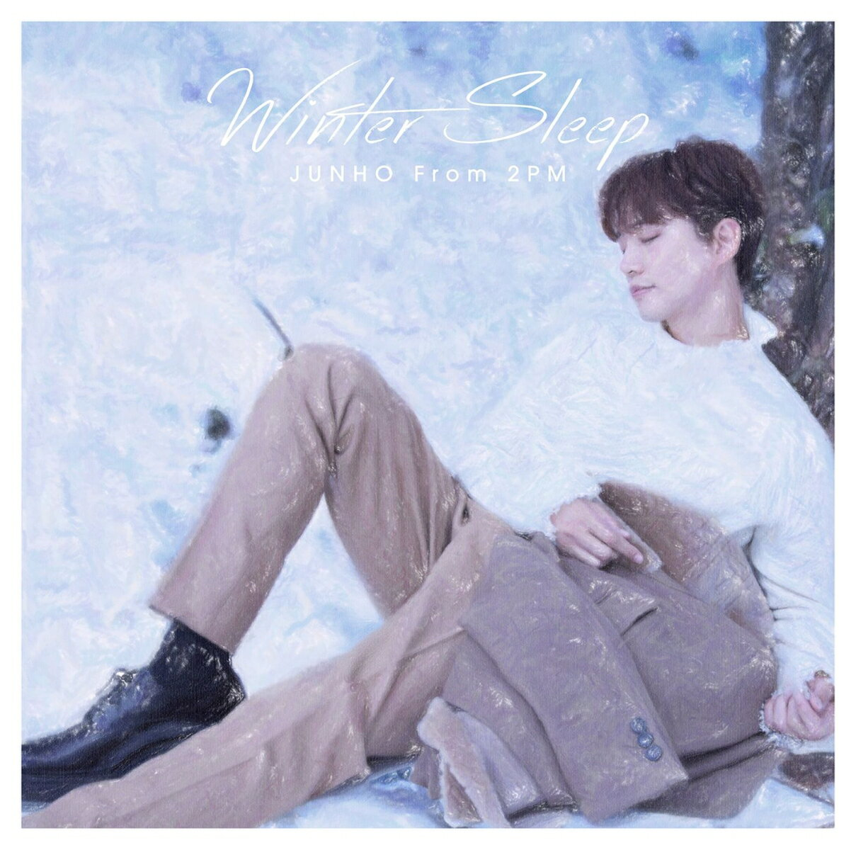 韓国(K-POP)・アジア, その他 Winter Sleep JUNHO(From 2PM)