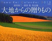 カレンダー2019 前田真三・前田晃 作品集 大地からの贈りもの
