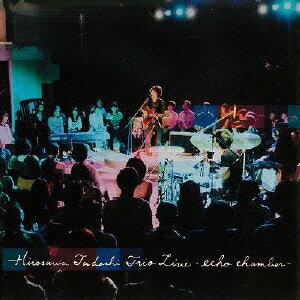 ロック・ポップス, その他  Trio Live-echo chamber-
