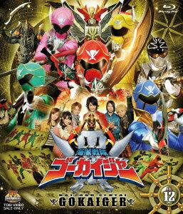 スーパー戦隊シリーズ::海賊戦隊ゴーカイジャー VOL.12【Blu-ray】 [ 小澤亮太 ]