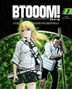BTOOOM! 3【Blu-ray】画像