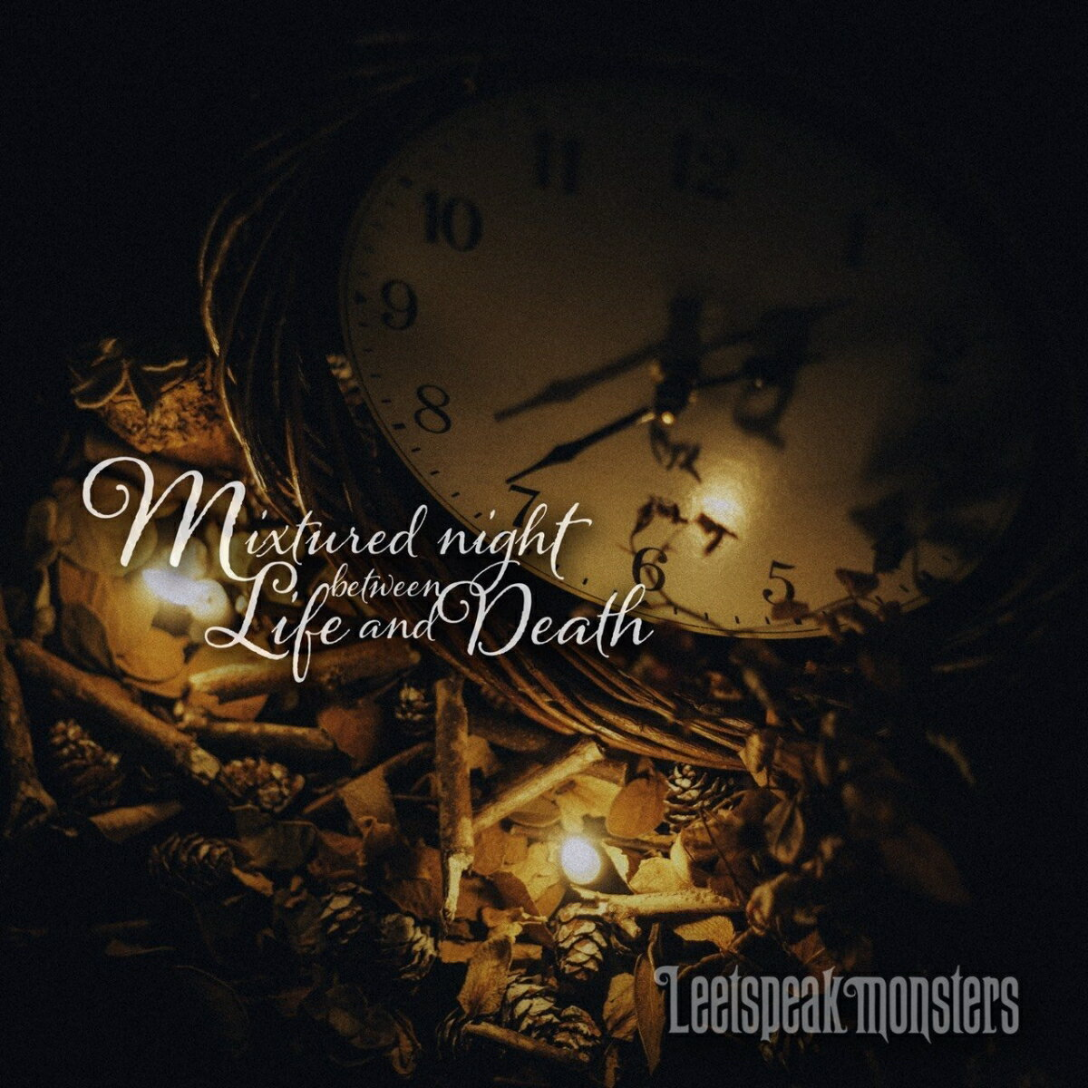 Mixtured night between Life and Death (初回限定盤 CD+DVD)画像