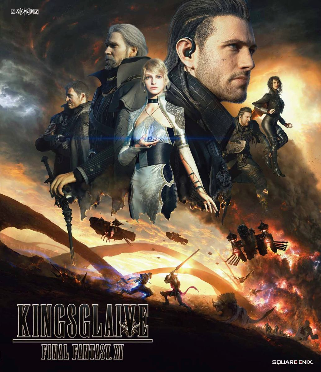 Blu-ray, その他 KINGSGLAIVE FINAL FANTASY XVBlu-ray