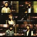 カラオケで人気のラブソング名曲 「ウーバーワールド」の「THE OVER」を収録したCDのジャケット写真。