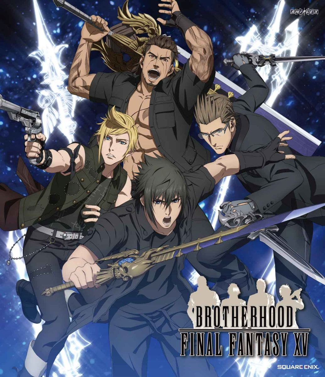 Blu-ray, その他 BROTHERHOOD FINAL FANTASY XVBlu-ray