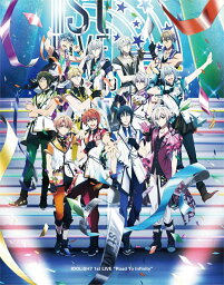 アイドリッシュセブン 1st LIVE「Road To Infinity」 Blu-ray BOX -Limited Edition-(完全生産限定)