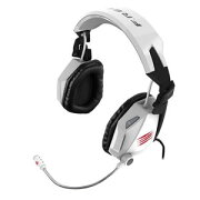 F.R.E.Q. 5 Stereo Gaming Headset White for PC & Mac