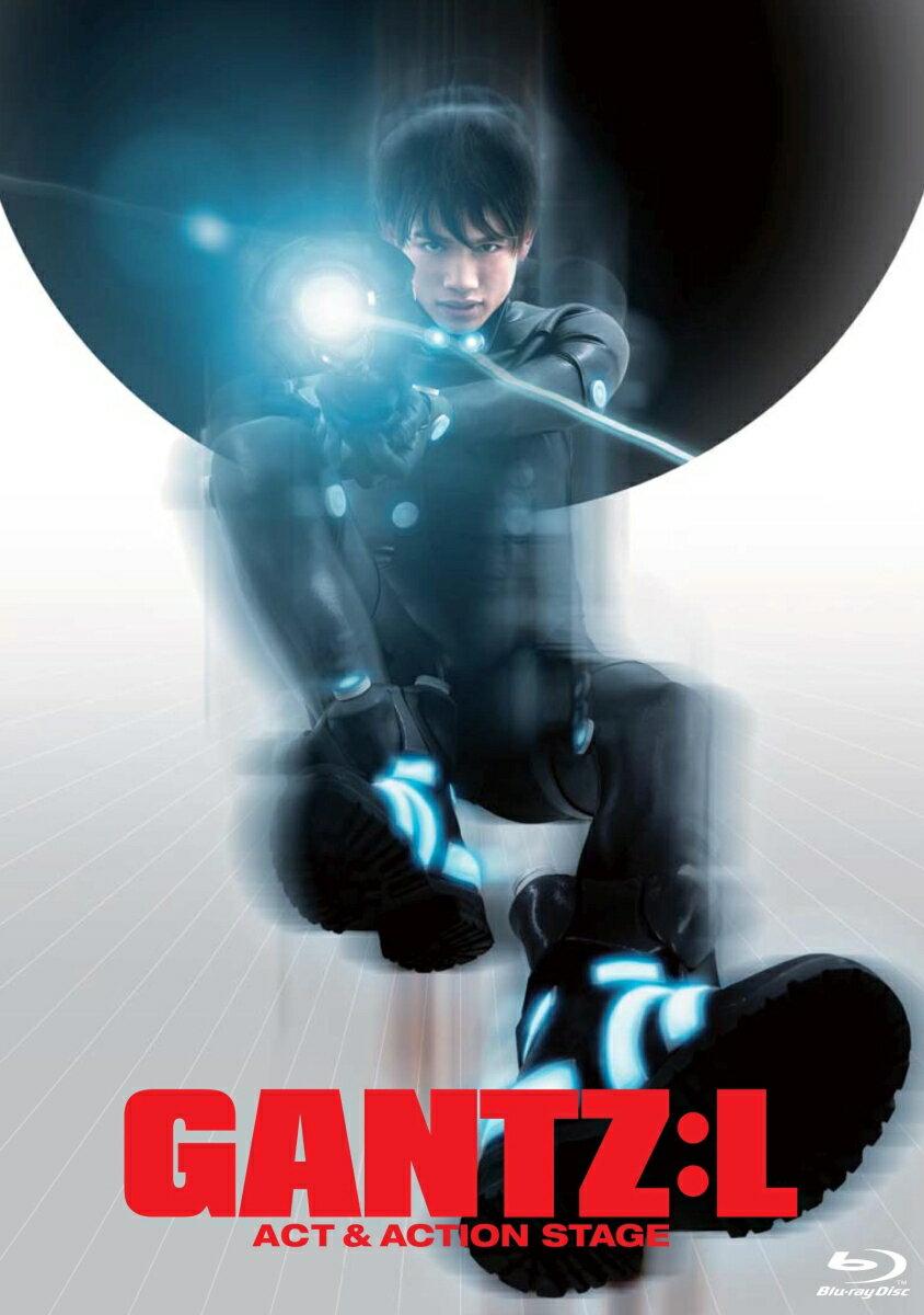 舞台「GANTZ:L」-ACT&ACTION STAGE-【Blu-ray】画像