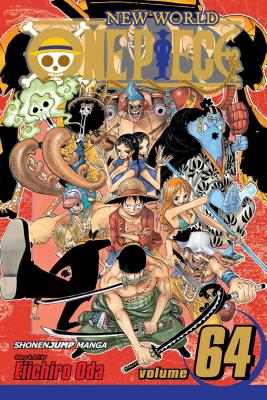One Piece, Volume 64画像
