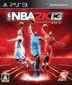NBA 2K13 PS3版の画像