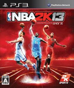 【送料無料】NBA 2K13 PS3版