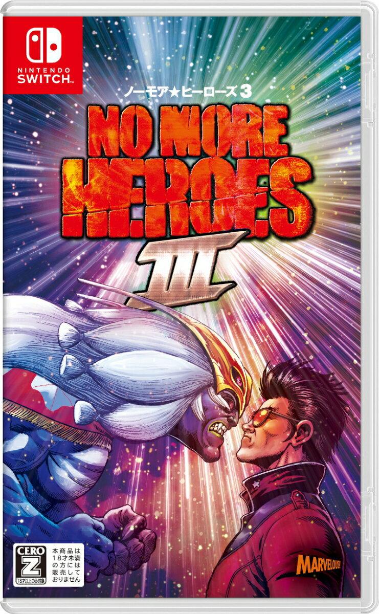 【楽天ブックス限定特典】No More Heroes 3 通常版(「INSERT COIN」ダウンロード番号(メール配信))