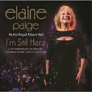 I'M STILL HERE - LIVE AT THE ROYAL ALBERT HALLA 50TH ANNIVERSARY CELEBRATION FEATURING THE BBC画像