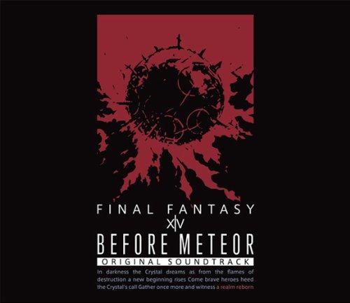 Before Meteor:FINAL FANTASY XIV Original Soundtrack【映像付サントラ/Blu-ray Disc Music】【Blu-ray】画像