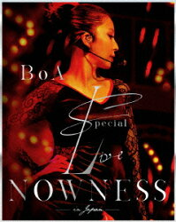 BoA Special Live NOWNESS in JAPAN【Blu-ray】