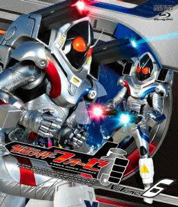 仮面ライダーフォーゼ VOL.6【Blu-ray】画像