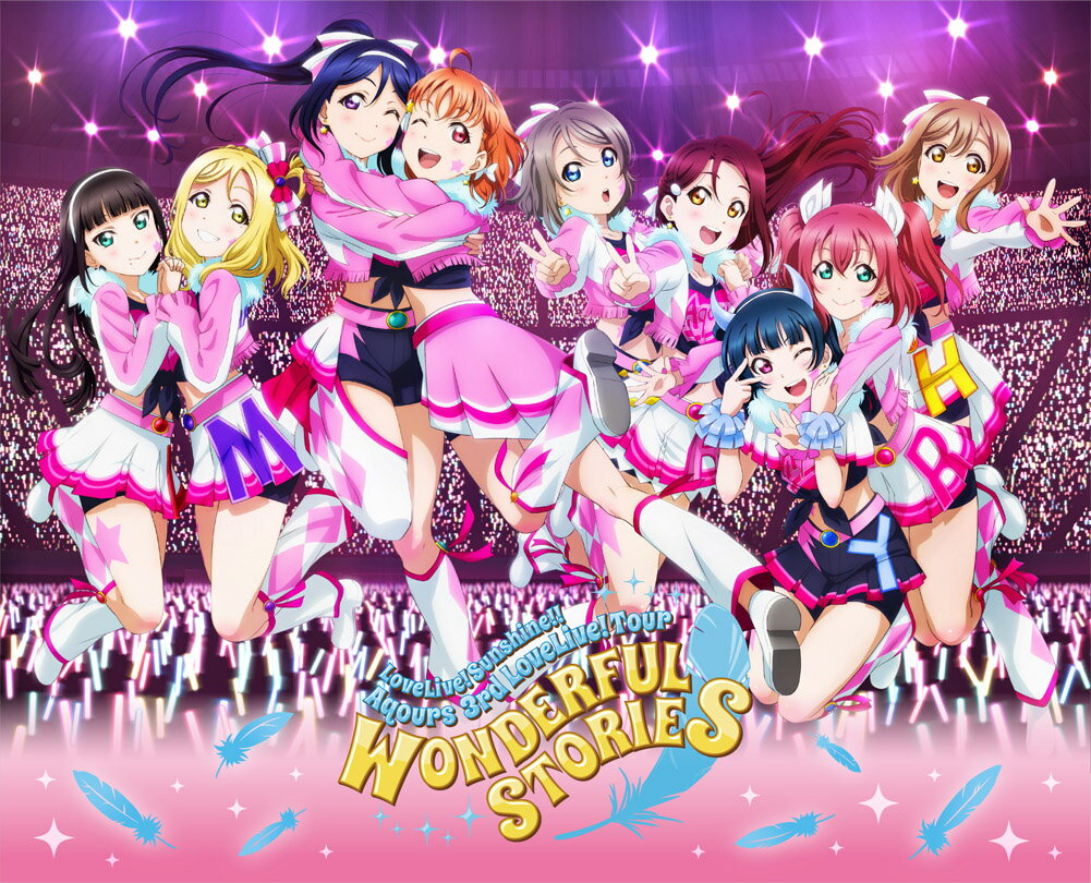 キッズアニメ, その他 !!! Aqours 3rd LoveLive! TourWONDERFUL STORIES Blu-ray Memorial BOXBlu-ray Aqours
