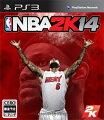 NBA 2K14 PS3版の画像