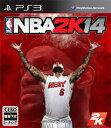 【送料無料】【初回封入購入特典付】NBA 2K14 PS3版