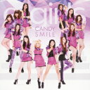 【送料無料】CANDY SMILE(CD+DVD) [ e-girls ]
