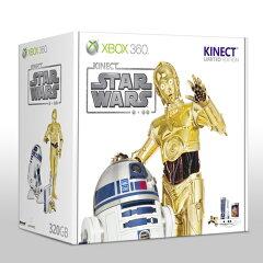 【送料無料】Xbox 360 320GB Kinect スター・ウォーズ リミテッド エディション