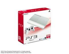 【送料無料】PlayStation3 250GB クラシック・ホワイト