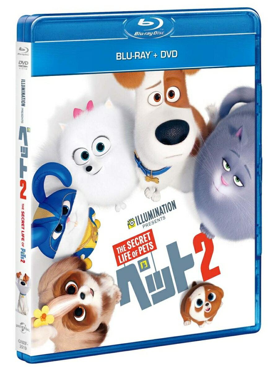 ペット2 ブルーレイ+DVD【Blu-ray】