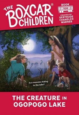 洋書, BOOKS FOR KIDS The Creature in Ogopogo Lake BOXC 108 CREATURE IN OGOPOGO L Boxcar Children Gertrude Chandler Warner