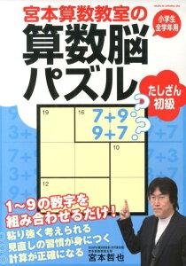宮本算数教室の算数脳パズル(たしざん初級)