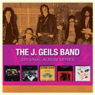 【輸入盤】 J.GEILS BAND / ORIGINAL ALBUM SERIES (5CD)